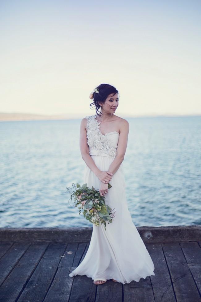 Anna Campbell Custom Made - Tash - Used Wedding Dresses - Stillwhite