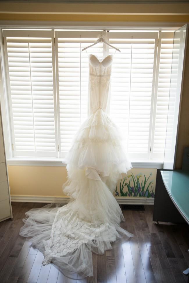 Inbal Dror Vip Used Wedding Dress On Sale 46 Off