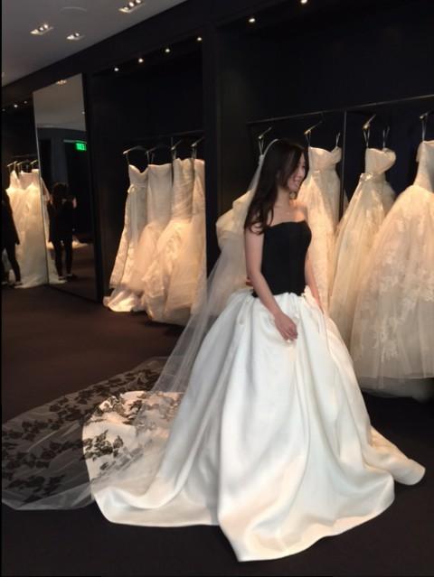 Vera wang miriam second hand wedding dress on sale 28 off for Second hand vera wang wedding dress