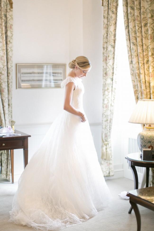 Christos Meadow Wedding Dress On Sale 63 Off