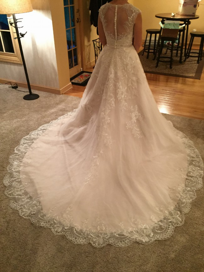 Maggie Sottero Bellissima Wedding Dress On Sale 39 Off