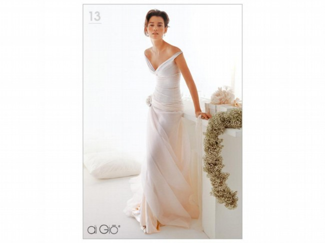 Le Spose Di Gio CL8 Used Wedding Dress On Sale 72% Off