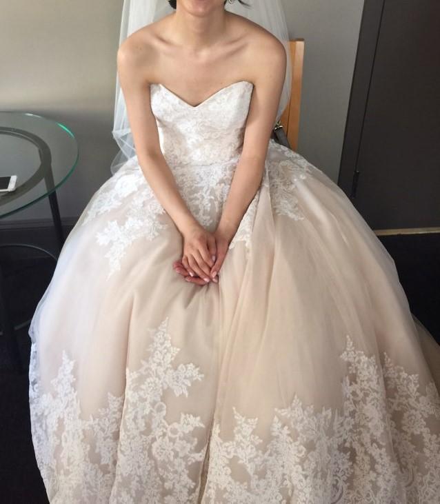 Mori Lee, 2674, Size 0 Wedding Dress
