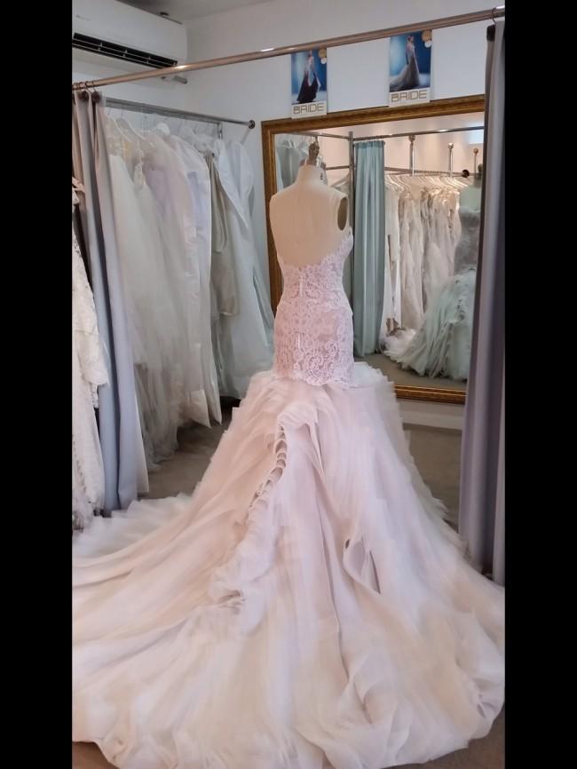J\'aton PreOwned Wedding Dress on Sale 36% Off