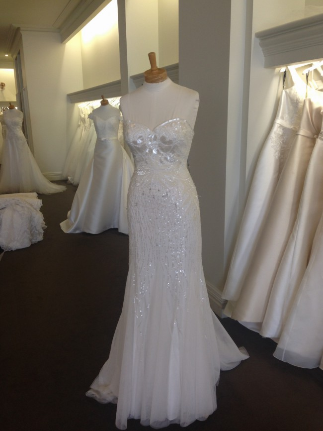 Hobnob Bridal, Aire Italy - Harlow Dress