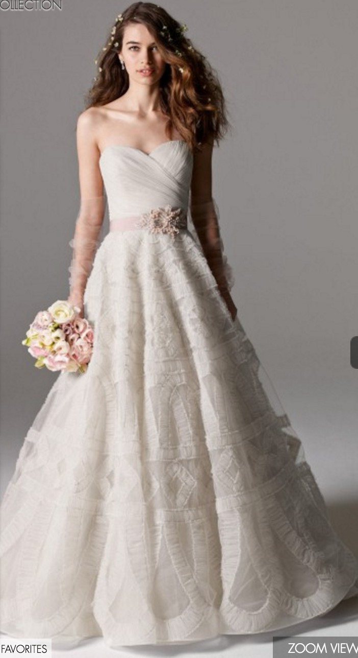 Watters 8065b Edlin New Wedding Dress On Sale 68 Off