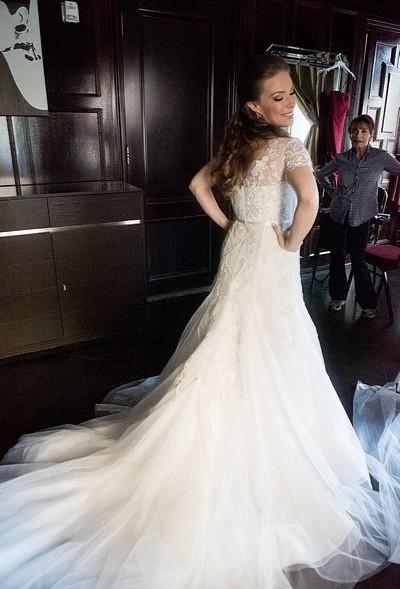 Carolina Herrera, Custom Made
