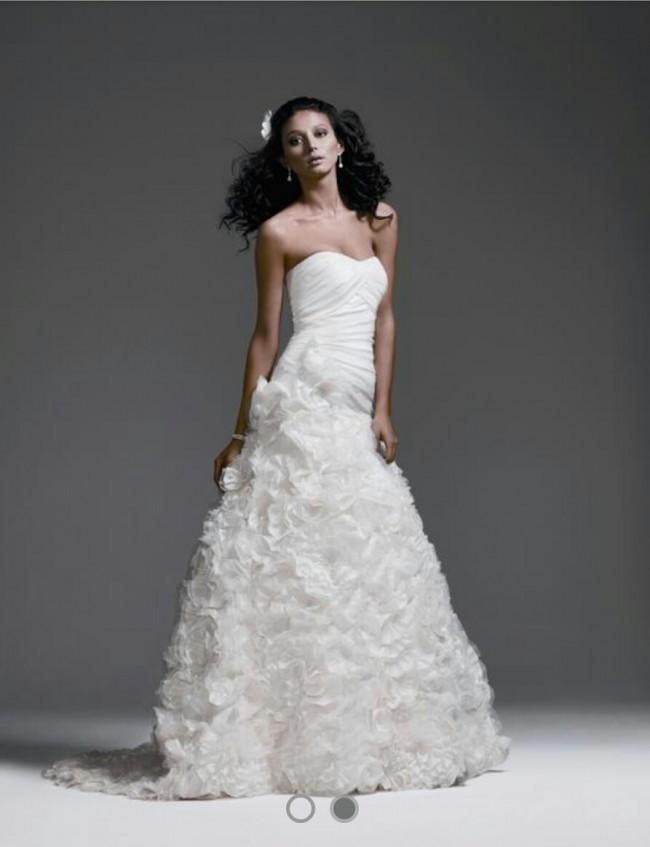 Davids bridal galina signature sv415 wedding dress on sale 67 off davids bridal galina signature sv415 junglespirit Images