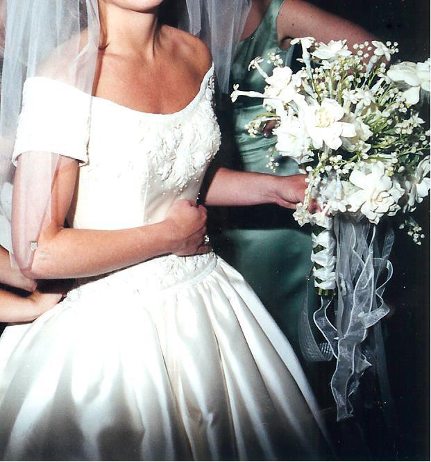 Richard Glasgow Used Wedding Dress On Sale 76% Off