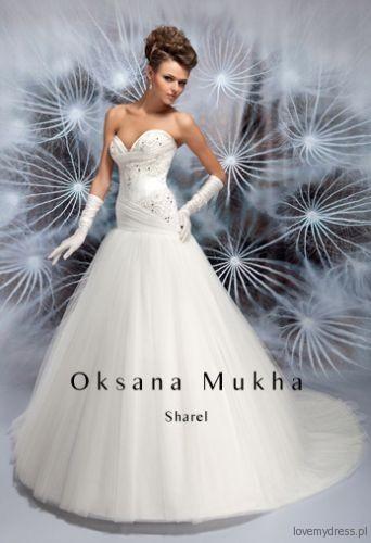 Oksana mukha sharel preowned wedding dress on sale 54 off for Julian alexander wedding dresses
