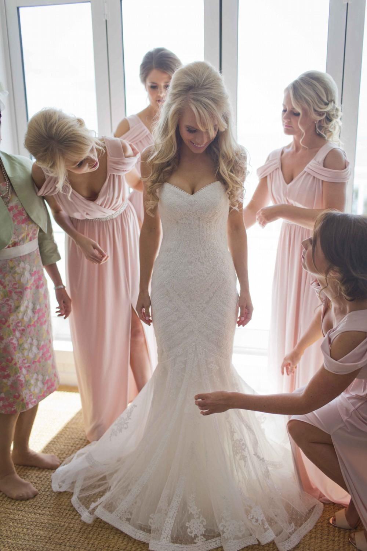 Pronovias ombera second hand wedding dress on sale 54 off for Second hand wedding dresses for sale