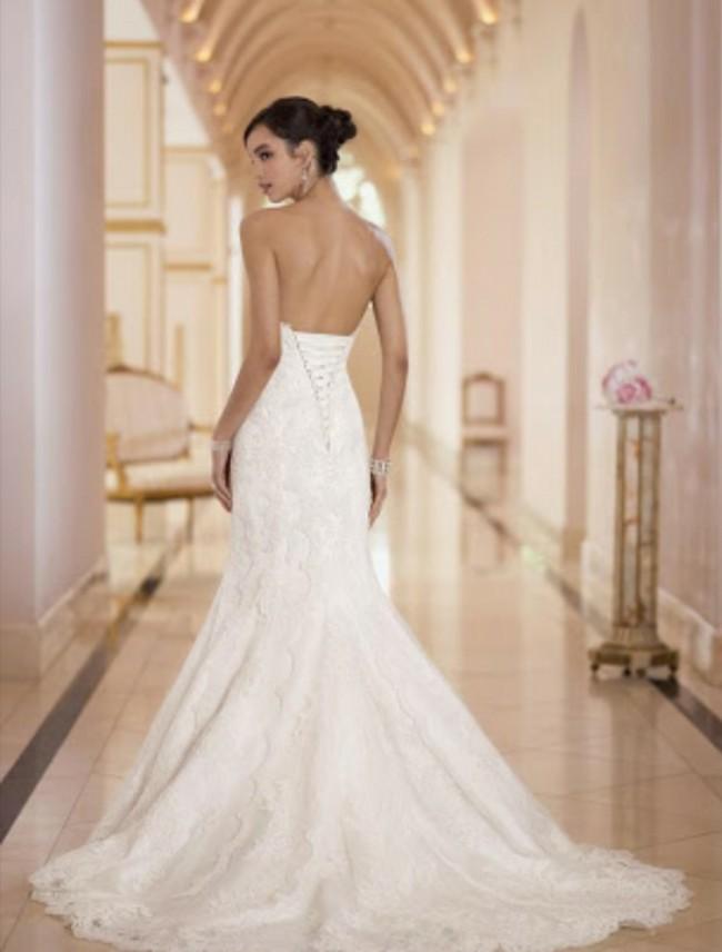 Stella york 5840 new wedding dress on sale 18 off for Julian alexander wedding dresses