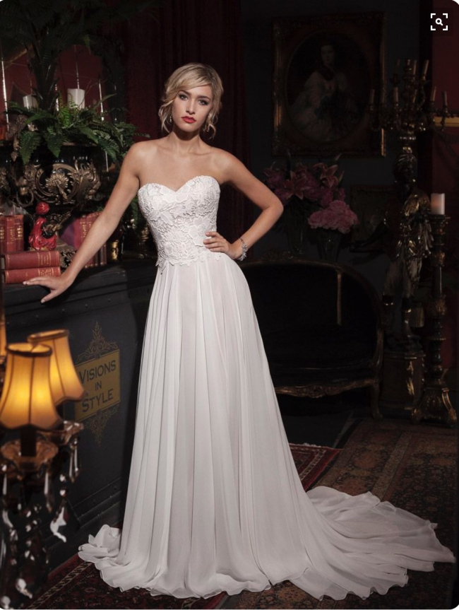 Wendy Sullivan Estelle New Wedding Dress on Sale 44% Off