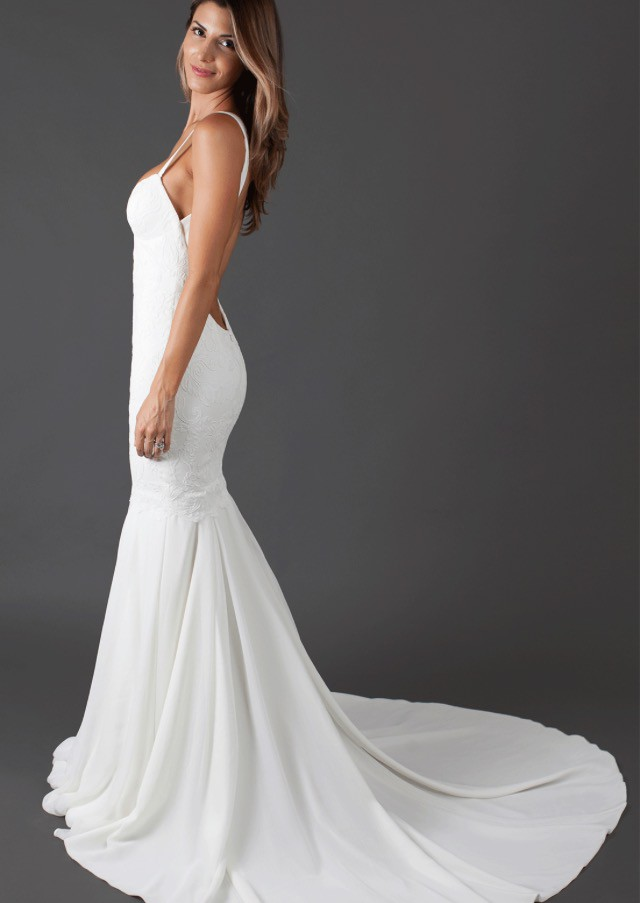 Katie May Monaco Wedding Dress On Sale 50 Off