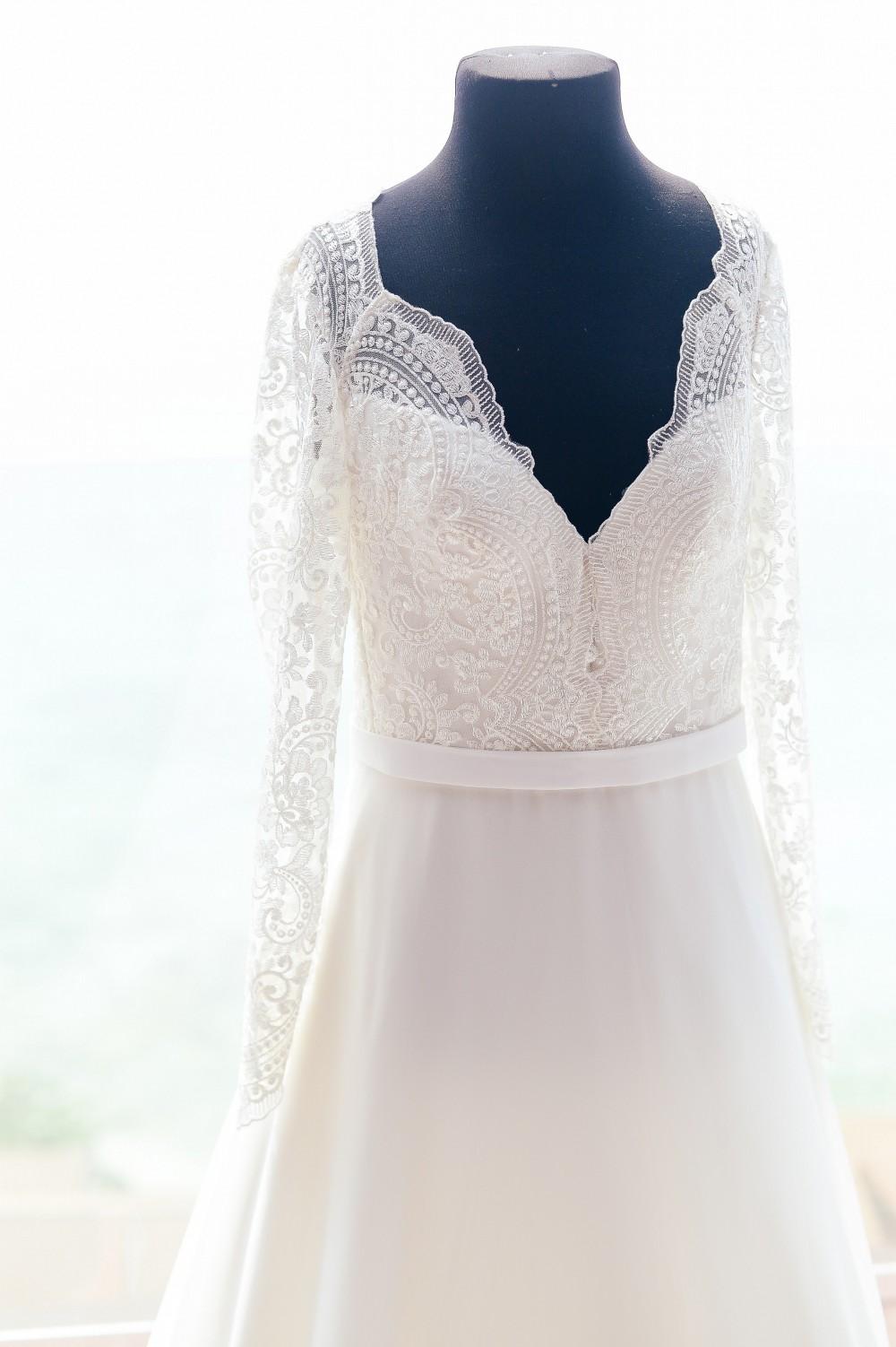 Vania Romoff Anya 1983 Wedding Dress On Sale 50 Off