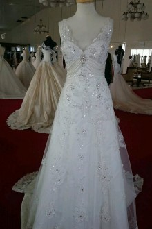 Size 8 Wedding Dress