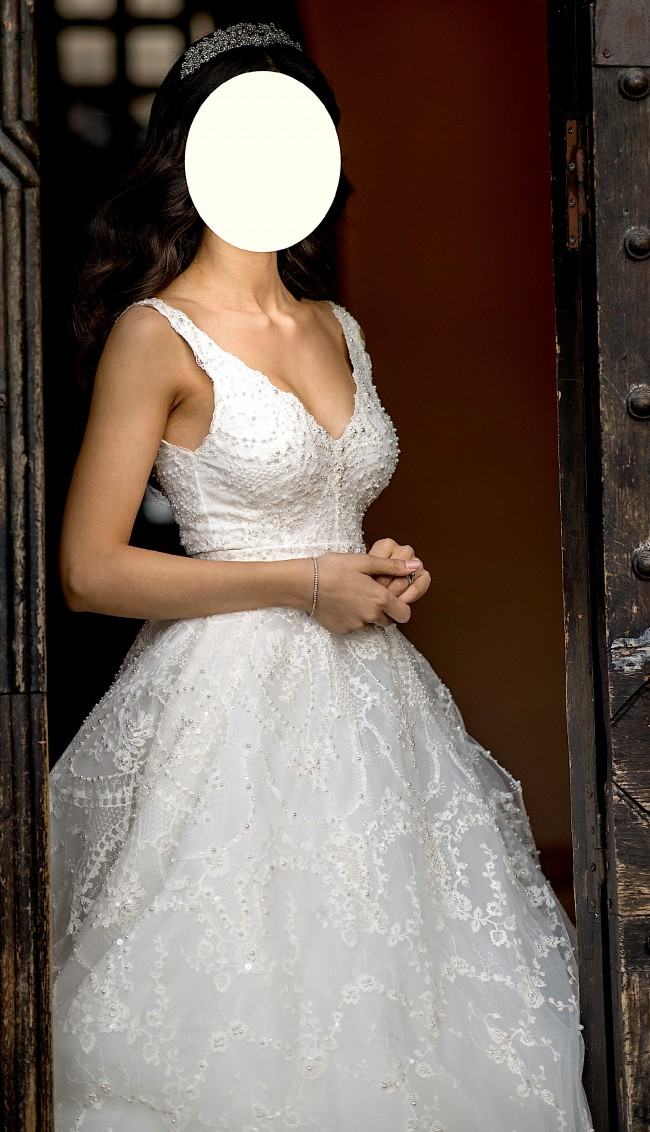 Ersa Atelier Laura Pre Owned Wedding Dress On Sale 61 Off