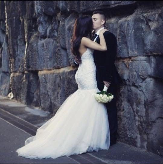 Suzanna blazevic used wedding dress on sale 88 off for Suzanna blazevic wedding dresses
