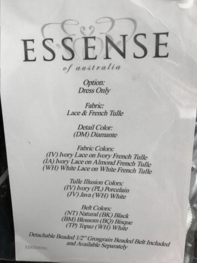 Essense of Australia, A-Line