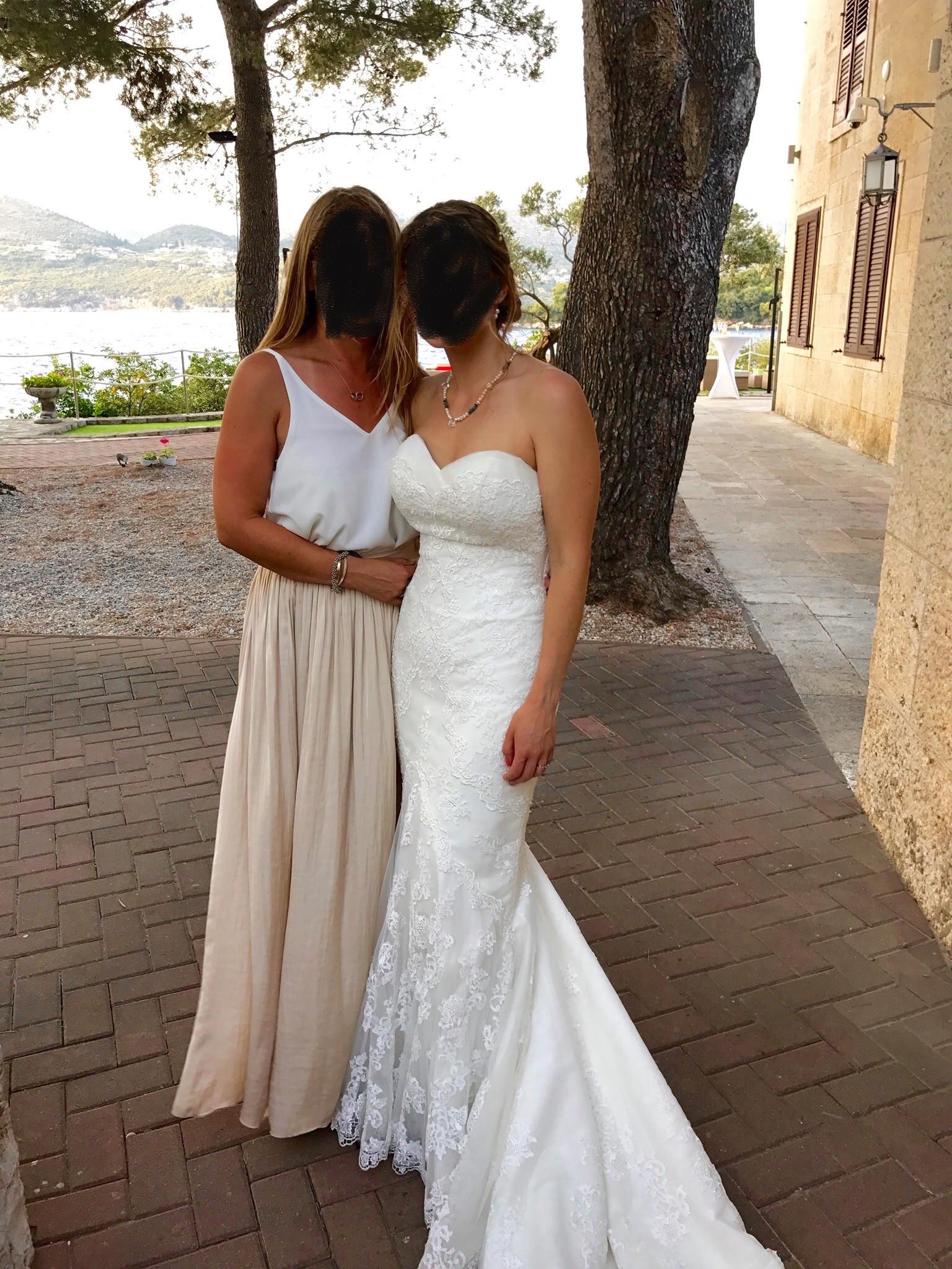 La Sposa Mullet - Second Hand Wedding Dresses - Stillwhite