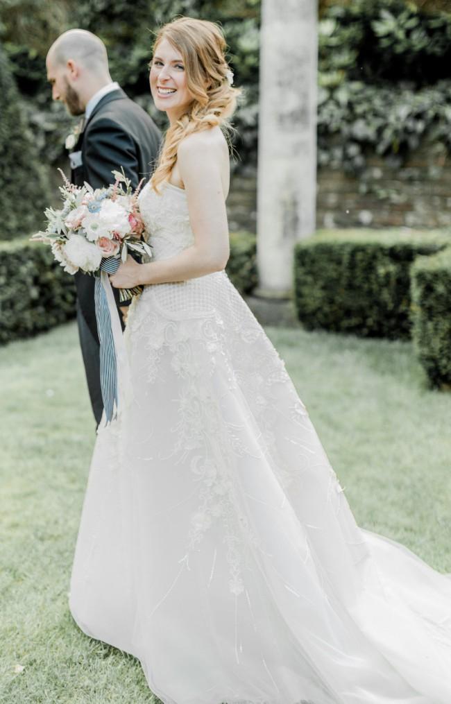 Carolina Herrera, Amore