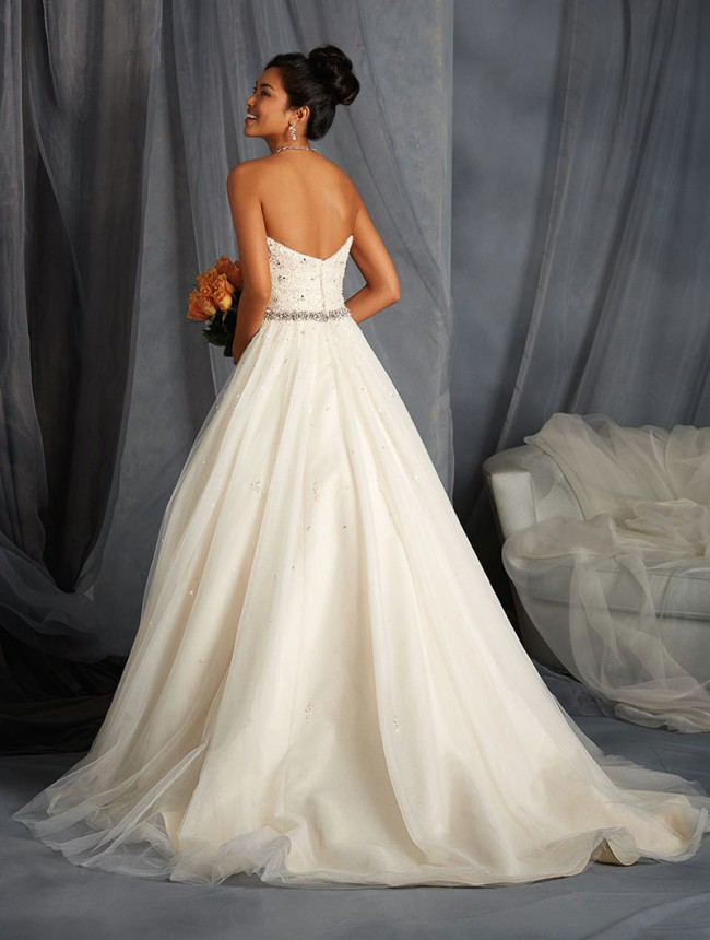Alfred Angelo, Style Number 2573