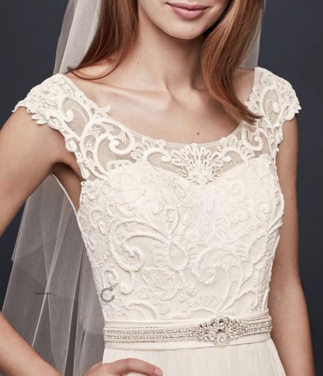 David S Bridal Wg3741 New Wedding Dress On Sale 49 Off