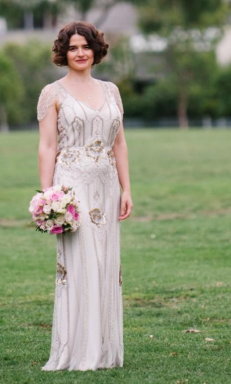 Jenny Packham Eden (Platinum) Second Hand Wedding Dress on Sale 50 ...