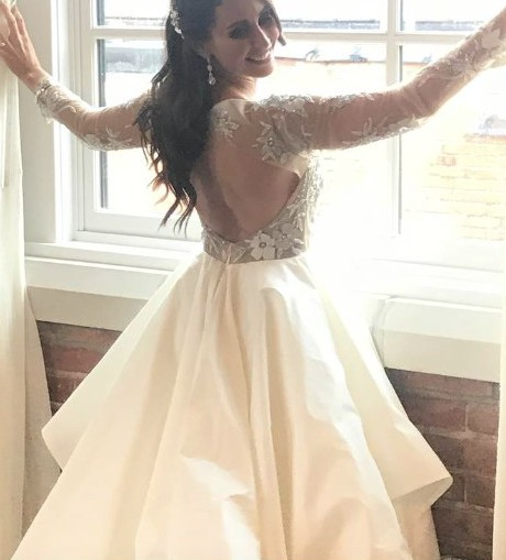 Hayley Paige, Collins Gown