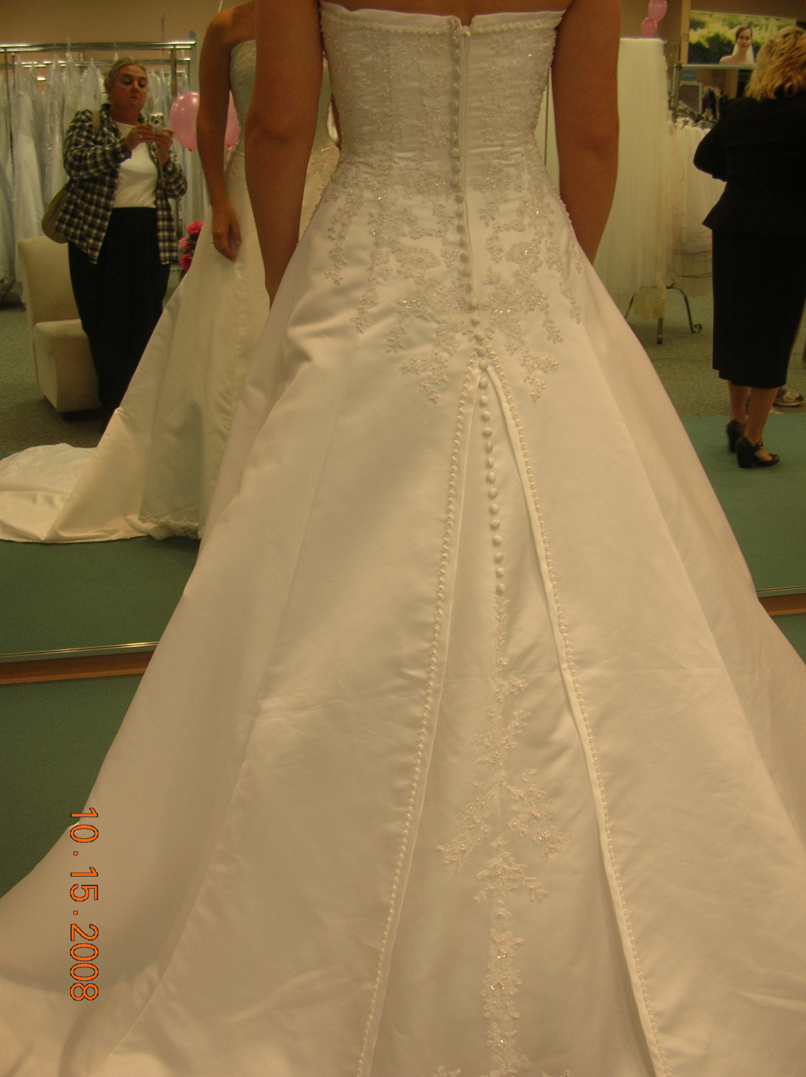 Wedding Dresses Jefferson St Dallas Tx : Alfred angelo v wedding dress on sale off