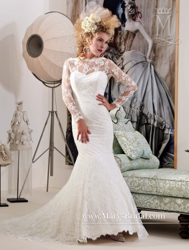 Mary's Bridal Couture, S15-6303