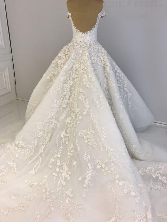 Michael Cinco Custom Made - Second Hand Wedding Dresses - Stillwhite