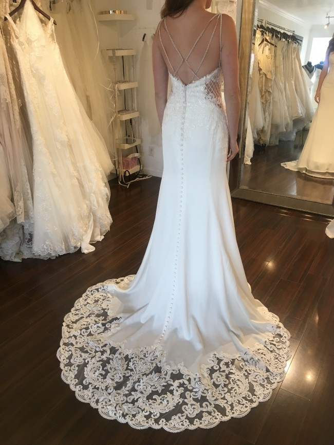 Stella york 6586 wedding dress on sale 27 off for How much do stella york wedding dresses cost