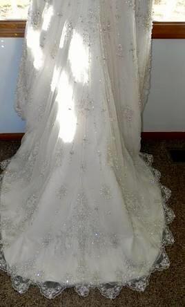 allure c167 wedding dress where to buy
