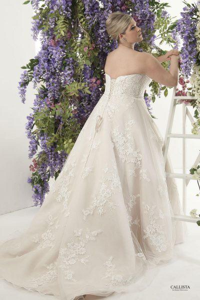 Callista bridal london sample wedding dresses stillwhite for Wedding dress outlet london