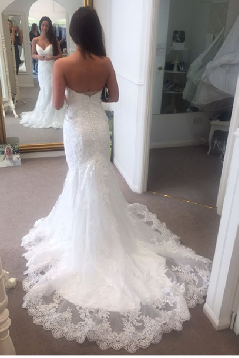 Sottero and midgley ireland pre owned wedding dress on sale for Maggie sottero ireland wedding dress