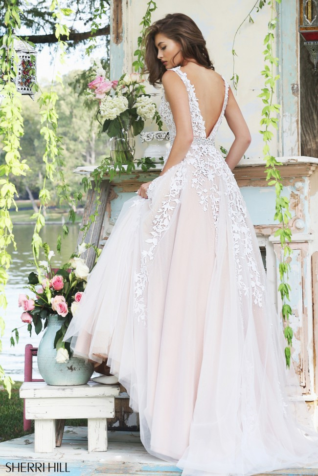 Sherri hill 11335 new wedding dress on sale 44 off for Wedding dress sherri hill