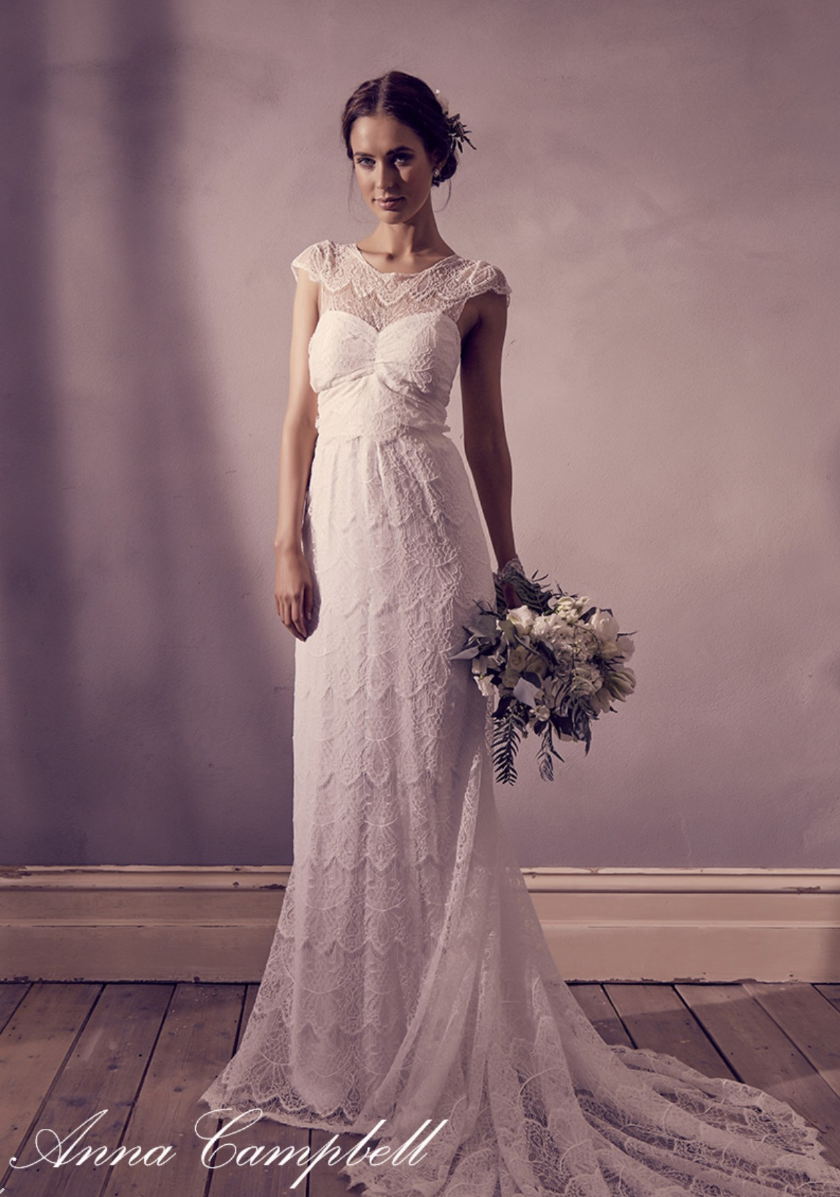 Anna campbell isobelle used wedding dresses stillwhite for Anna campbell wedding dress used