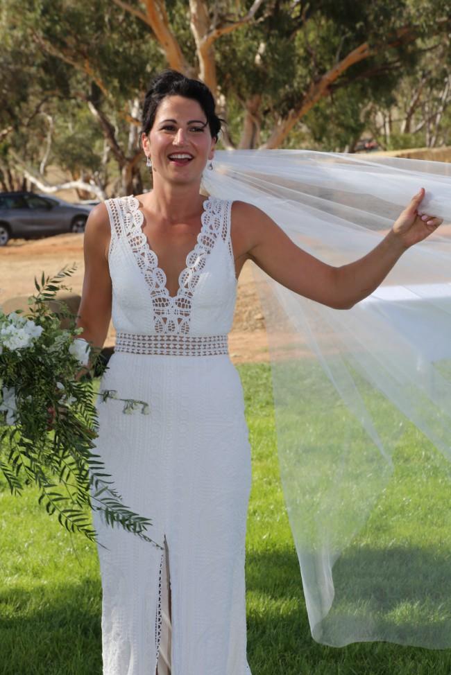 Jane Hill Eden Second Hand Wedding Dresses Stillwhite
