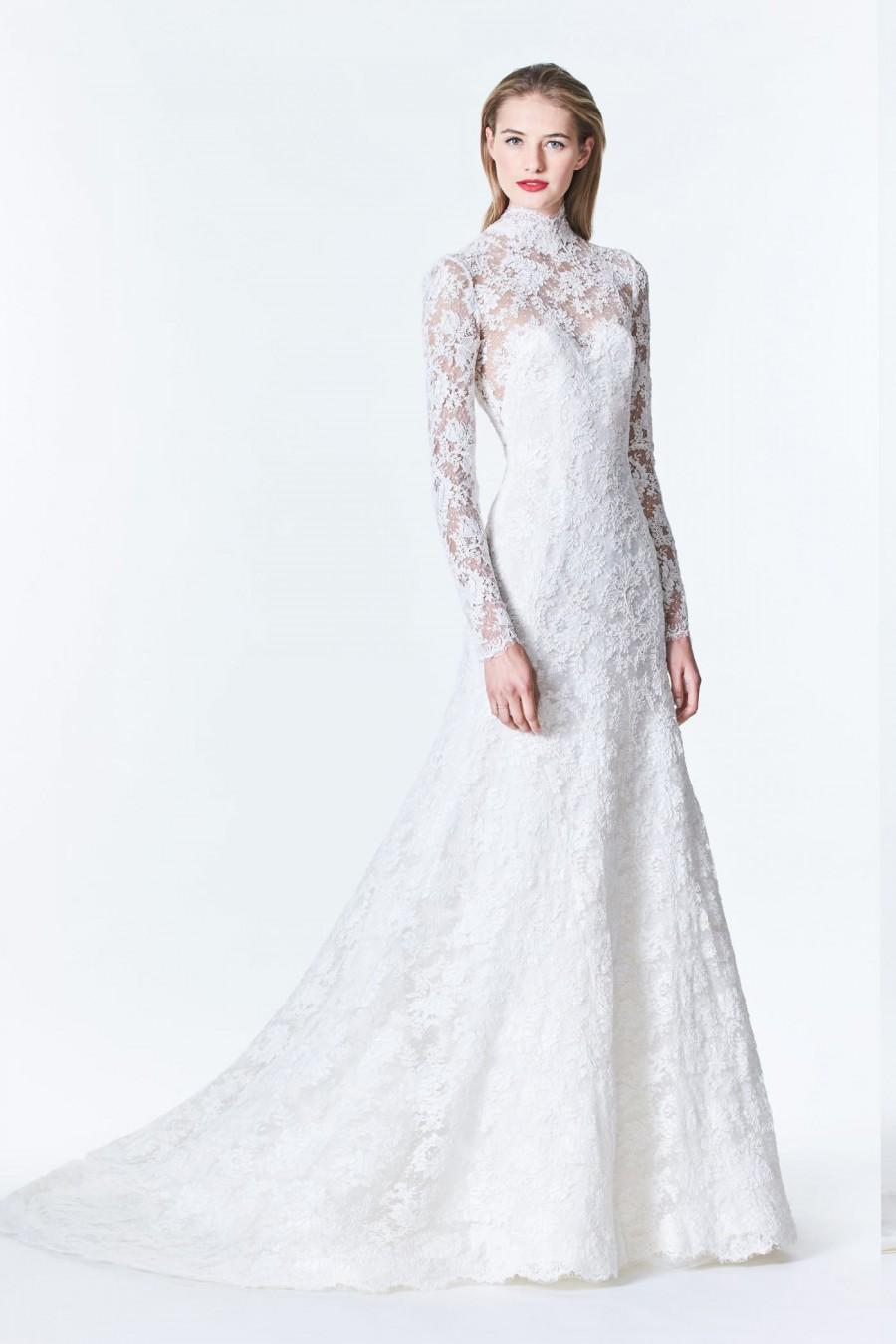 40 Snow Ready Winter Wedding Dresses