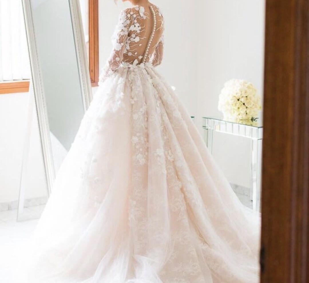 Second Hand Wedding Dresses: Steven Khalil Second Hand Wedding Dress On Sale 46% Off