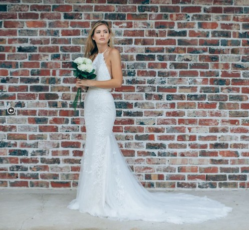 Made with love bo second hand wedding dresses stillwhite for Made with love wedding dresses