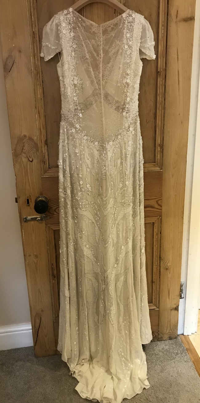 Jenny packham nashville preowned wedding dress on sale 45 off for Wedding dresses in nashville