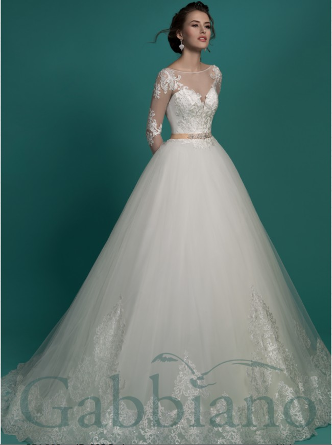 Gabbiano Aimee Second Hand Wedding Dress On Sale 67 Off
