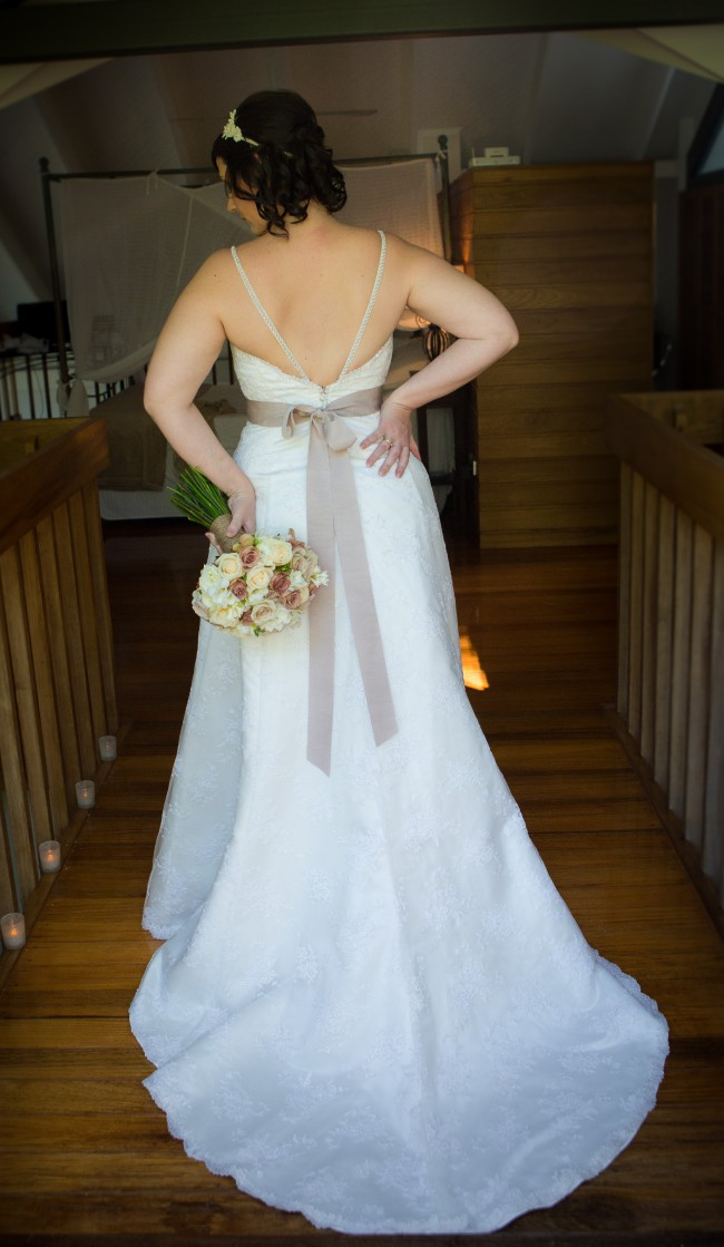 Maggie sottero couture second hand wedding dress on sale for Maggie sottero couture wedding dress