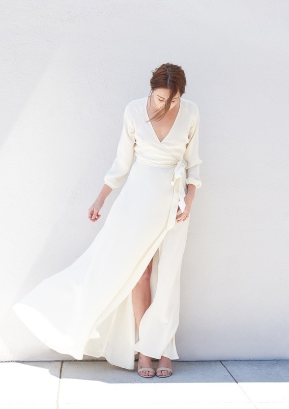 Kamperett Linden Dress Second Hand Wedding Dresses