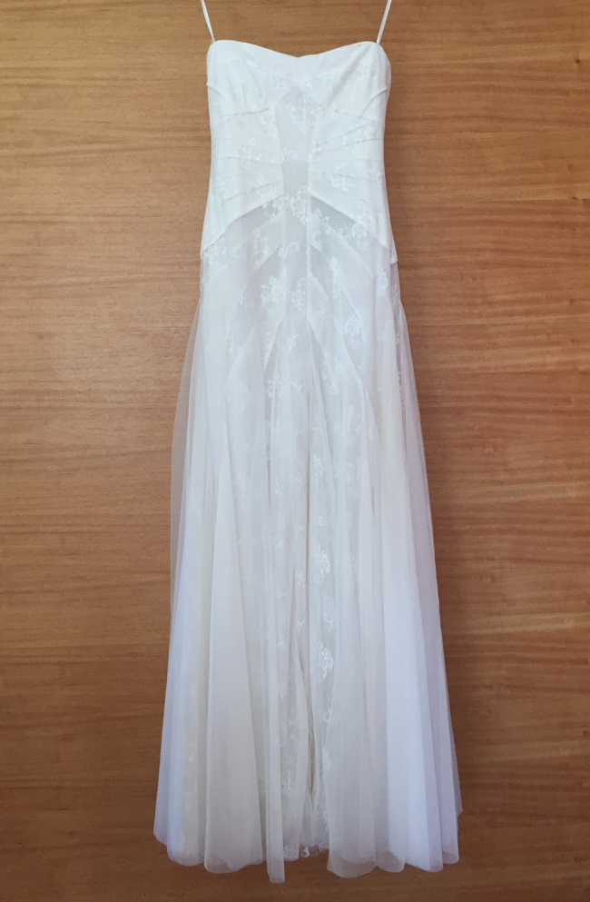 Bcbgmaxazria moriza new wedding dress on sale 70 off bcbgmaxazria moriza junglespirit Images