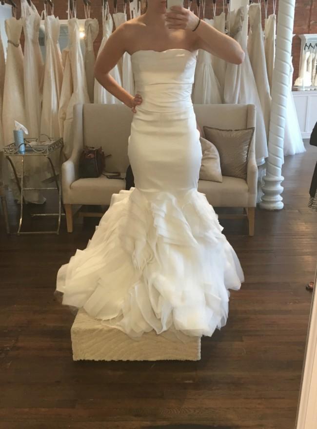 Vera Wang Ethel Wedding Dress – Fashion dresses