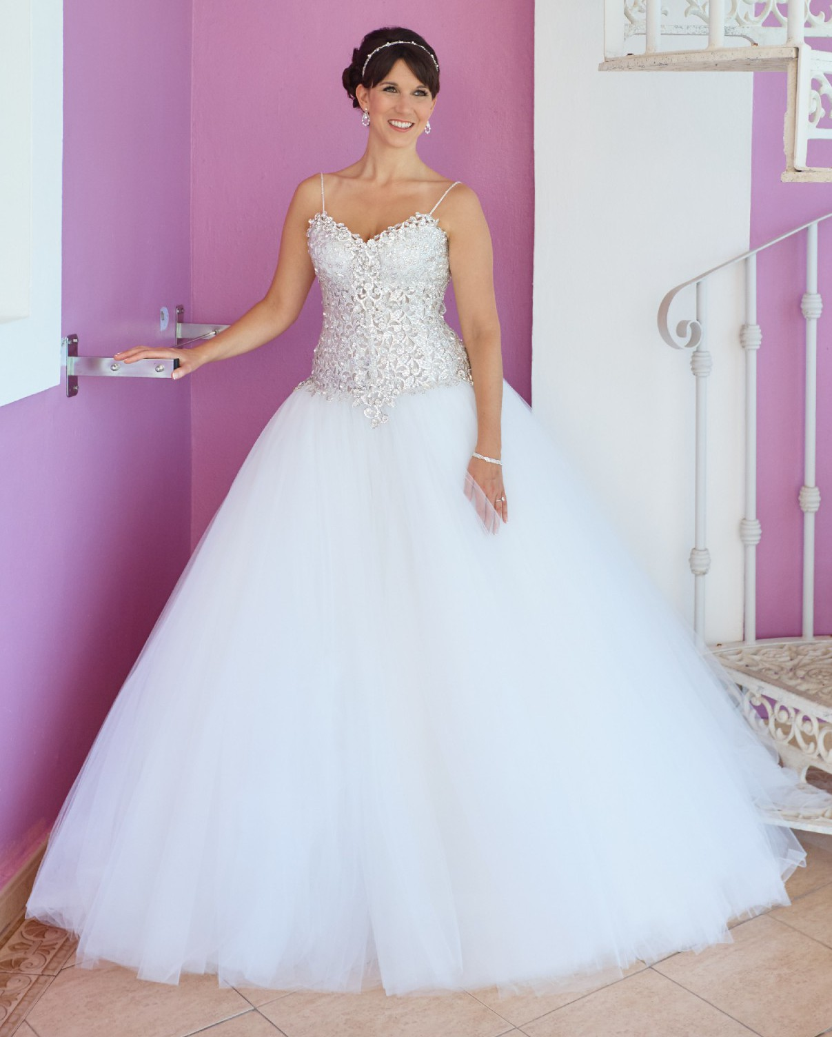 Pnina Tornai 4385 Used Wedding Dress On Sale 54% Off