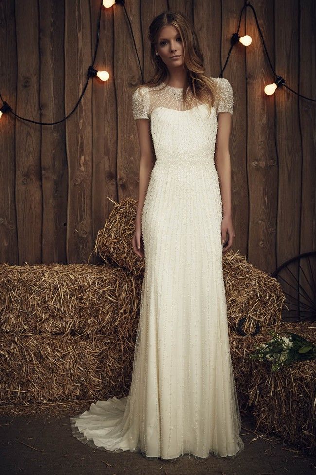 Jenny packham dallas ivory second hand wedding dress on for Second hand jenny packham wedding dress